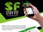 One of AppInventiv's Projects - STAY FIT