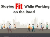 Staying Fit While Working on the Road