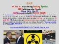 Syria crisis   (united states of america) chemical weapons attack (vietnamese)