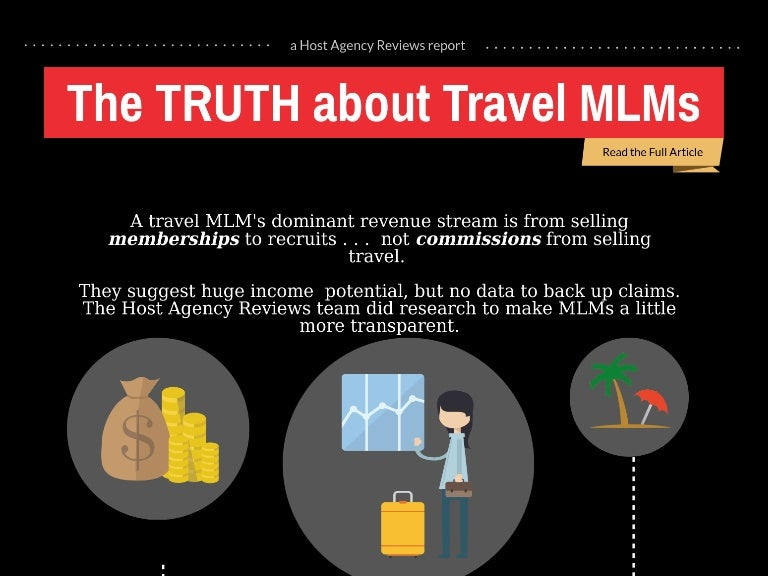 The Truth About Travel MLMs