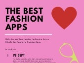 The best fashionapps