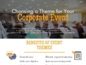 Choosing a Theme for Your Corporate Event