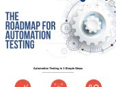 The road to Automation Testing