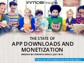 The State of App Downloads and Monetization Infographic : META Q2 2015
