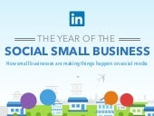 The Year of the Social Small Business