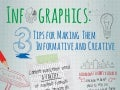3 Tips To Make Infographics Informative & Creative