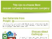 Tips to Choose Best Custom Software Development Company