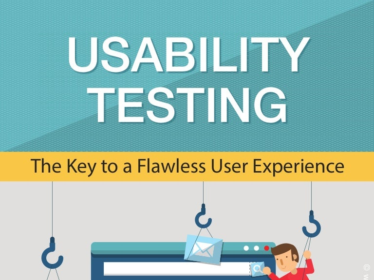Usability Testing: The Key to a Flawless User Experience- Infographic