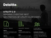 Utility 2.0: Winning over the next generation of utility customers