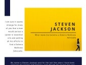 What made me become a Doterra Wellness Advocate by Steven Jackson