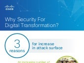 Why Cisco-for-Security