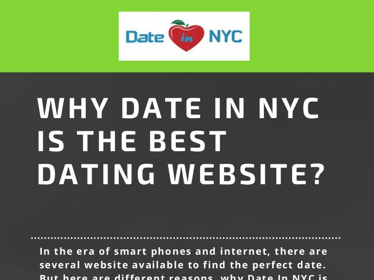 Nyc dating website