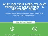 Why do you need to give #energymanagement a strategic push?