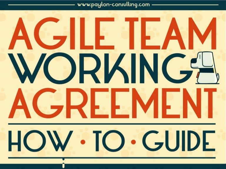 Agile Team Working Agreements