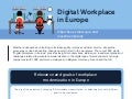 Digital Workplace in Europe