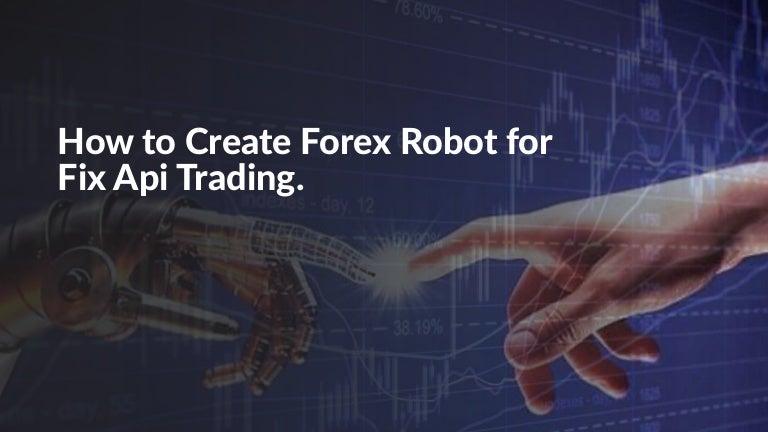 Forex trading java api