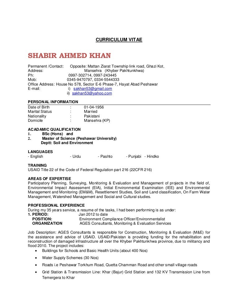 Academic Resume Template: seeking an academic position Use pay for ...