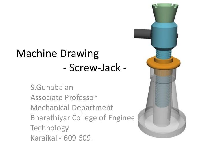 01 screw Jack
