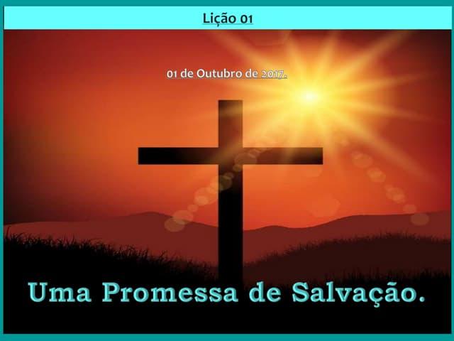 Uma Promessa de Salvação.