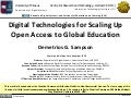 ASK Tools 4 Scaling-Up Open Access 2 Global Education