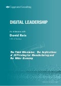 Digital Leadership: The Third Dimension