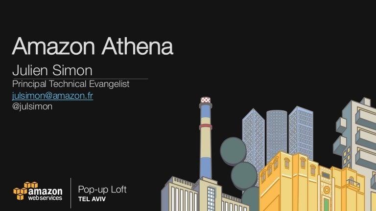 Amazon Athena (March 2017)