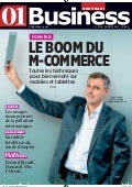 01Business n°2164 - Le boom du M-Commerce