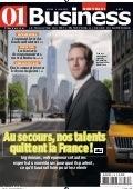 01Business n°2169 - Au secours, nos talents quittent la France !
