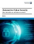 Automotive Cyber Security: How vulnerable are automakers to attack?
