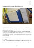 Guida all'uso LASER CUTTER - Makers Modena FabLab