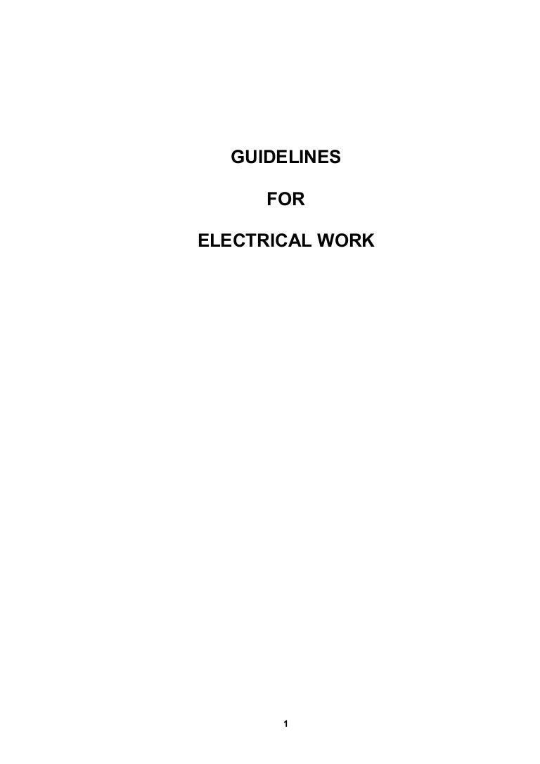 01 Guidelines For Electrical Work Ace 9632136976 Space 4circuit Outdoor Singlephase Main Lug Circuit Breaker Panel