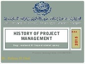 01 history of pm