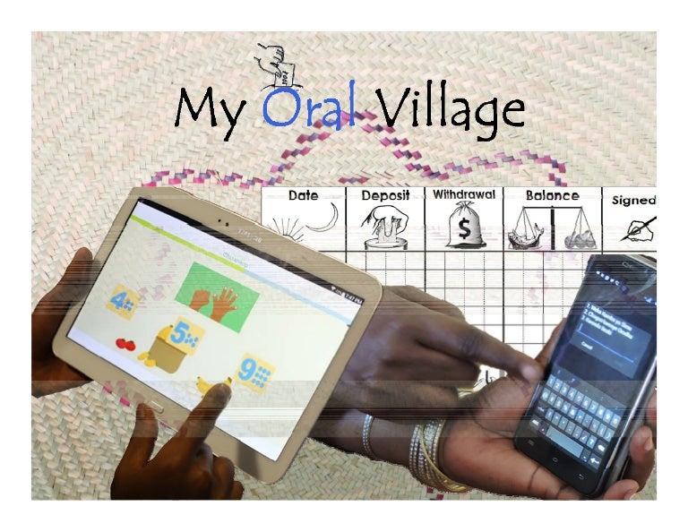 My Oral Village