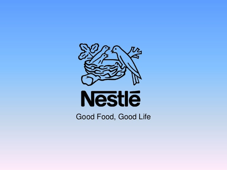 01 Nestle Sales And Distribution