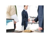 Sales and Marketing Engineer