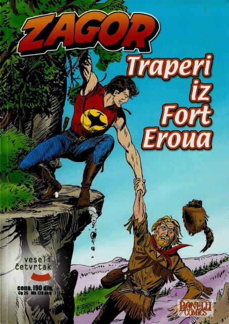 021. ZAGOR - TRAPERI IZ FORT EROUA