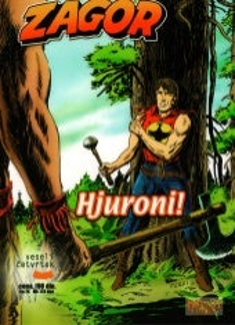 022. ZAGOR - HJURONI!