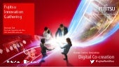 Keynote - Fujitsu Innovation Gathering, Duncan Tait