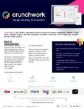 The Digital Innovation Award - Crunchwork by Codafication