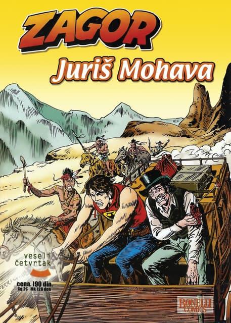 024. ZAGOR - JURIŠ MOHAVA