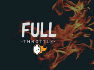 Week 02 Full Throttle Teen Addiction Recovery Program