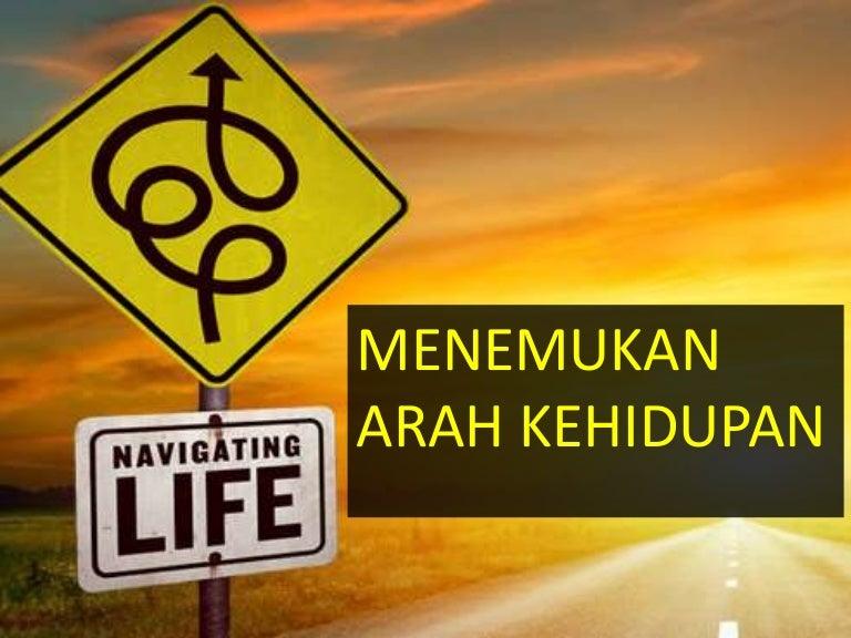 Hasil gambar untuk menemukan arah jalan hidup muslim