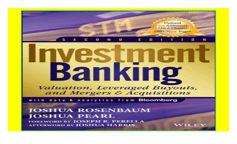 Wiley finance investment banking pdf to jpg kings international investment group owner sharepoint