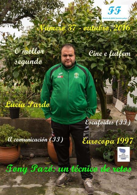 037. revista futbolfemenino. outubro 2016