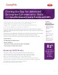 Closing the Gap for Advanced Enterprise Cybersecurity Skills with CompTIA Advanced Security Practitioner (CASP)