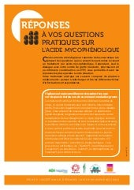03 acide mycophenoliqu   questions réponses