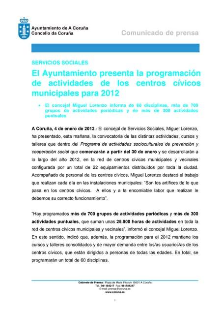 04 01-12 servicios sociales programación 2012