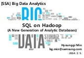 [SSA] 04.sql on hadoop(2014.02.05)