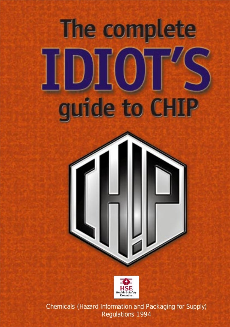 chip idiot guide
