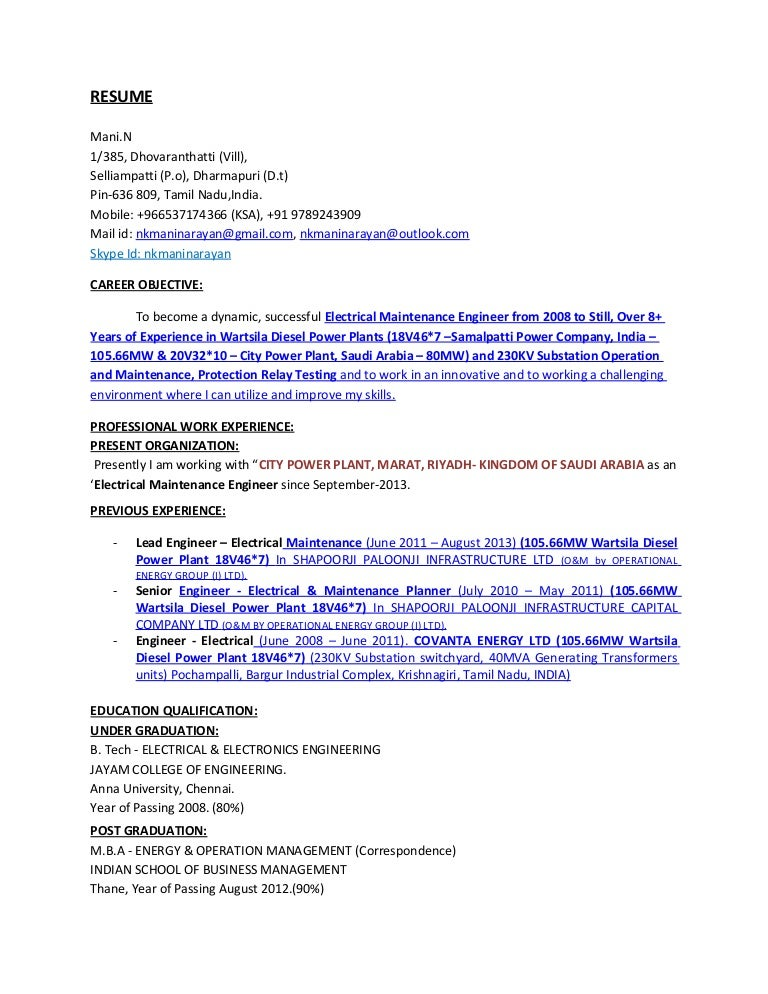 Awesome Covanta Energy Resume Mold - Best Resume Examples by ...